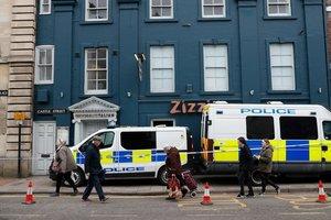 """Британская полиция определила ключевых подозреваемых по """"делу Скрипаля"""""""