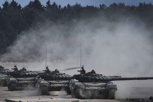 Боевики ударили из танков под Мариуполем, выпустили по силам АТО полсотни снарядов
