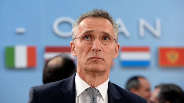 Столтенберг: НАТО небудет изолировать Российскую Федерацию
