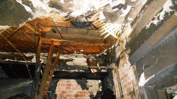 ВЧерниговском СИЗО вспыхнул пожар: эвакуировали 70 человек