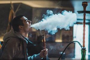 Курение кальяна наносит непоправимый вред здоровью