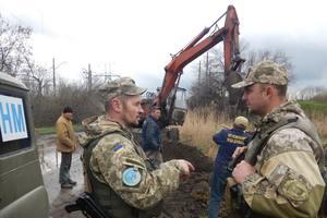 На Донбассе начали восстановление водоснабжения