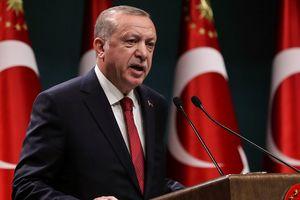 Эрдоган заявил об угрозе со стороны США