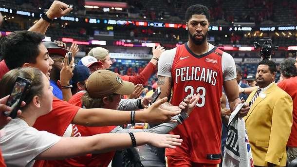 «Нью-Орлеан» вновь победил «Портленд» всерии первого раунда плей-офф НБА