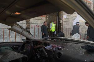 Взрыв в Кабуле: число погибших значительно возросло, ИГ взяло на себя ответственность