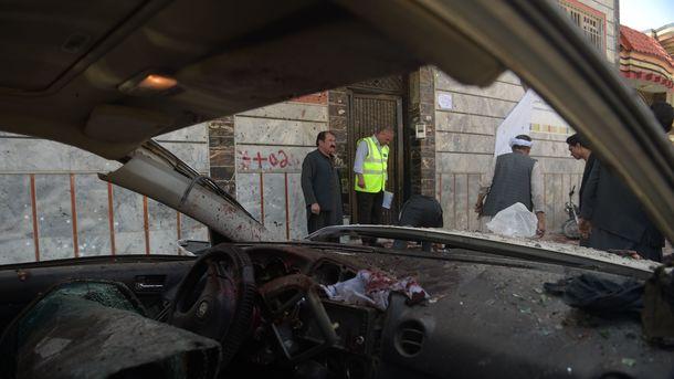 Теракт вКабуле: десятки человек погибли, еще более 50 получили ранения