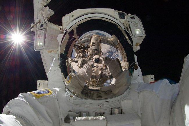 Астронавт. Фото: pixabay