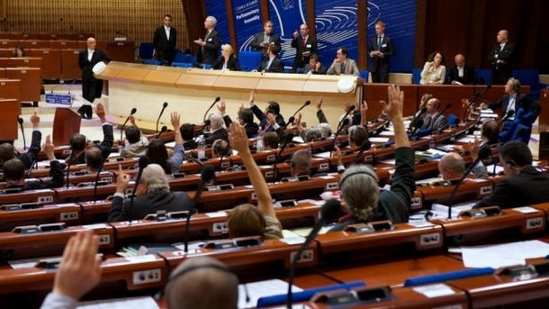 ПАСЕ: Неподконтрольными территориями Донбасса управляет РФ