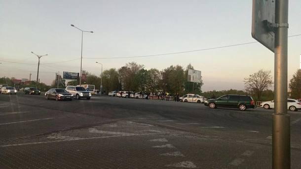 ВоЛьвове фанаты киевского «Динамо» напали наводителя автобуса