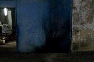 В Харьковской области обстреляли дом фермера и бросили во двор гранату