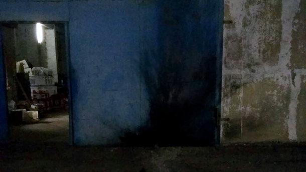 НаХарьковщине кинули гранату водвор директора учреждения