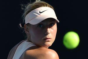 15-летняя украинка сенсационно пробилась на престижный теннисный турнир