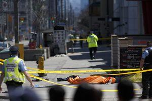 Число жертв наезда на пешеходов в Торонто увеличилось до девяти