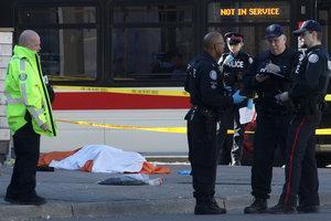 Нападение на пешеходов в Торонто: число жертв увеличилось до 10