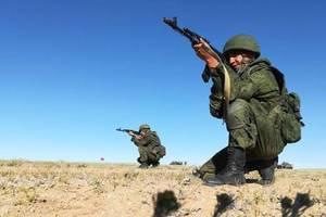 Российские военные. Фото: Facebook/Генштаб РФ