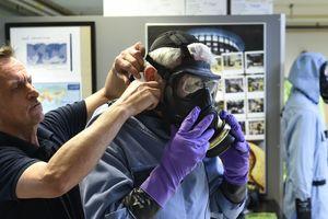 Дело Скрипаля: в Солсбери начали очистку территорий, связанных с отравлением