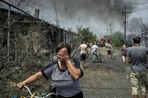 Украина обвинила Россию в срыве урегулирования конфликта на Донбассе