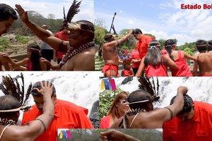 Президент Венесуэлы решил идти на второй срок с благословения шамана