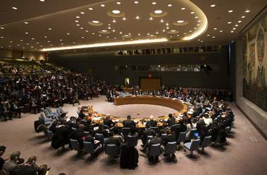Страны Запада обсудили механизм блокировки вето России в Совбезе ООН - The Guardian