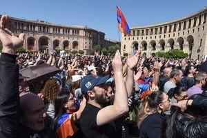 В Армении снова вспыхнула волна протестов