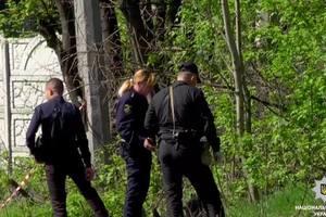 Копы в Каменском задержали подозреваемого в жутком убийстве