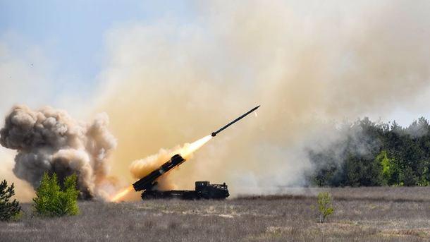 Порошенко хочет наладить серийное производство ракеты «Ольха» в 2018г.