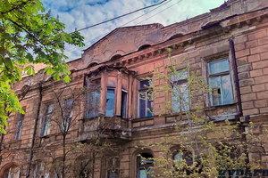 Как сейчас выглядит дом Гоголя в Одессе: в здании рухнула крыша