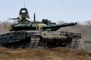Украинские хакеры показали координаты базы оккупантов в Луганске с военной техникой