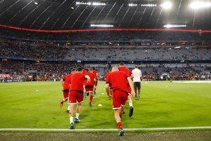 """""""Бавария"""" - """"Реал"""": что букмекеры думают о матче 1/2 Лиги чемпионов"""