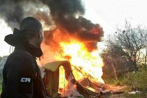 Полиция начала расследование разгона ромов на Лысой горе в Киеве