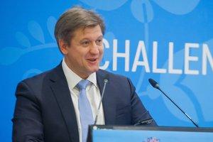 Данилюк назвал условия получения Украиной миллиарда евро от ЕС