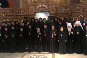 Автокефалия Украинской церкви: Собор епископов УПЦ в США сделал заявление