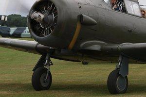 В США разбился самолет времен Второй мировой: два человека погибли