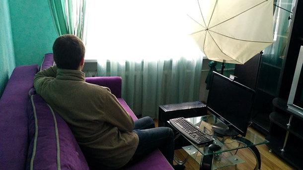 ВЗапорожье мужчина организовал онлайн-студию, где работали девушки