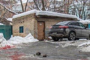 В Киеве задержали убийцу бизнесмена