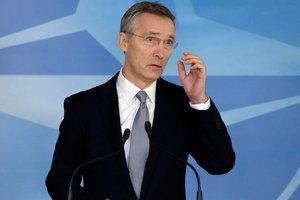 """""""Украинский вопрос"""" обсудят главы МИД стран НАТО - Столтенберг"""