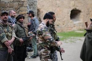 В Аккерманской крепости снимают боевик международного уровня