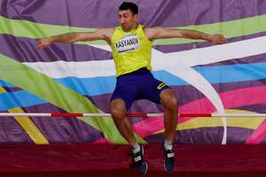 Украинец Алексей Касьянов стал бронзовым призером ЧМ-2019 после дисквалификации россиянина