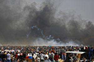 Израиль ударил по морским объектам в Газе