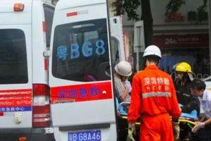 Нападение на школьников в Китае: количество жертв возросло