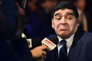 Марадона ушел с поста тренера клуба ОАЭ