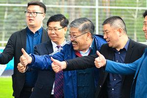 В Китае хотят открыть футбольную школу имени Андрея Шевченко