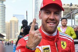 Квалификацию Гран-при Азербайджана выиграл Себастьян Феттель