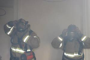 В одном из жилых домов Киева произошел пожар