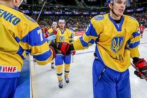 Сборная Украины разгромно проиграла Японии в хоккей