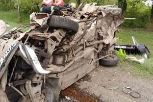 Подробности страшного ДТП в Черкасской области, в котором погибли мужчина и ребенок