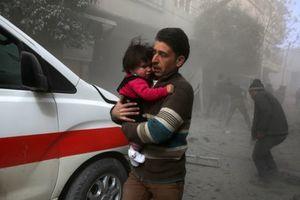 Боевики обстреляли жилые кварталы Дамаска, погибли двое жителей, 16 ранены