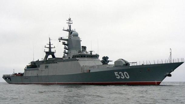 Российские военные корабли подошли кграницам Латвии: подробности инцидента