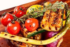 Овощи на гриле: готовим вкусный и простой гарнир