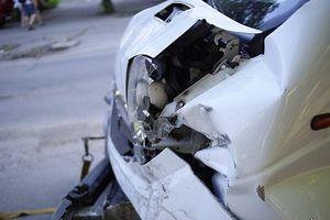 Авария возле школы в Кривом Роге: столкнулись маршрутка и микроавтобус